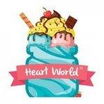 heart world logo