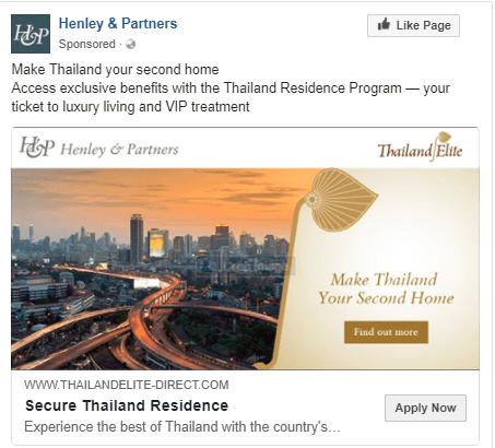 Thai Elite Residency