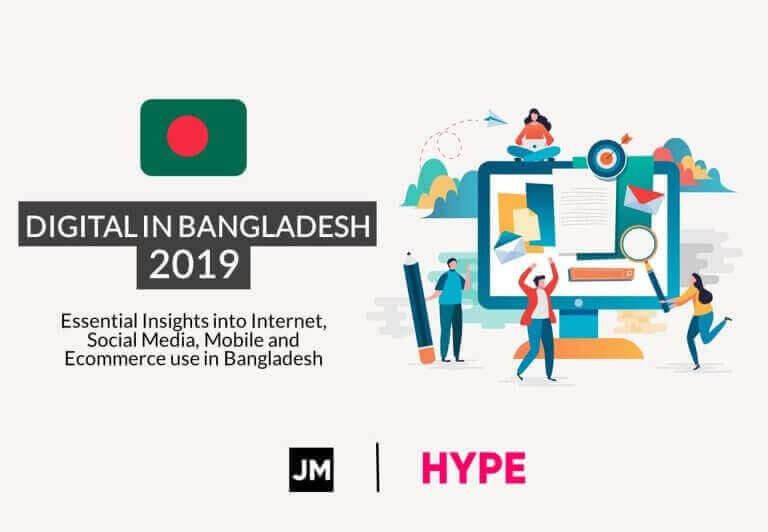 Digital in Bangladesh 2019